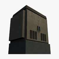 Traffic Signal Control Cabinet