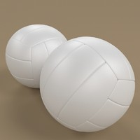 3dsmax volleyball ball volley