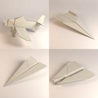 3ds paper planes