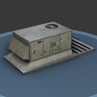 maya hvac unit