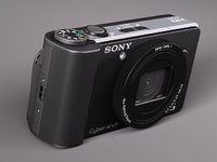 Sony HX9 photo camera