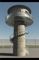 Circular Watchtower