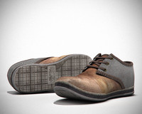 Barratts Leather Shoe