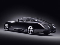 max maybach exelero luxury
