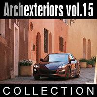 3d archexteriors vol 15
