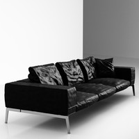 FLEXFORM LIFESTEEL 275 CM SOFA CONTEMPORARY