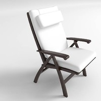 outdoor armchair leather max