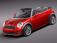 Mini John Cooper Works Convertible 2012