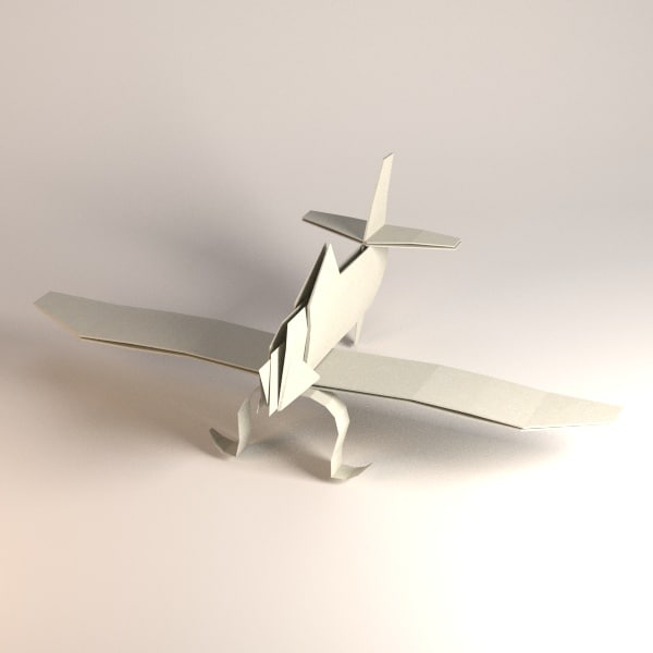 3d paper airplanes download free