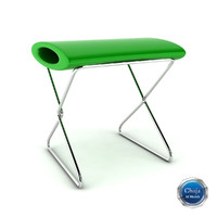 3d chair stool
