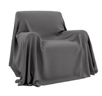 realistic fabric cover armchair obj free
