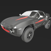 3ds max rally fighter