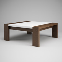CGAxis Wooden Table 26