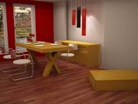dining room max