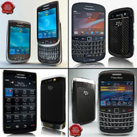 3ds max blackberry phones v1