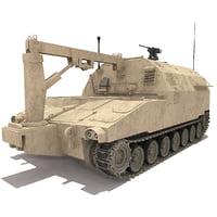 M992A2 FAASV Field Artillery Ammunition Support Vehicle