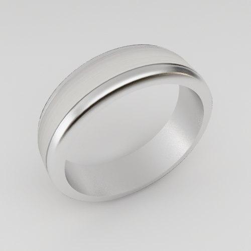 Male Wedding Ring 2