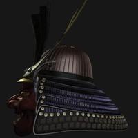 obj feudal oni helmet