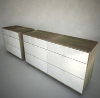 nyvoll drawer chest ikea dxf