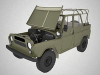 maya soviet russian vehicle