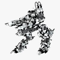 T22S Bipedal Robot