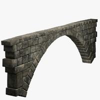 maya stone bridge