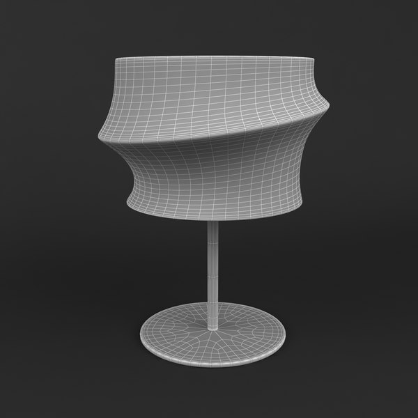 lamp light 3d dxf - Lamp_16... by chaja