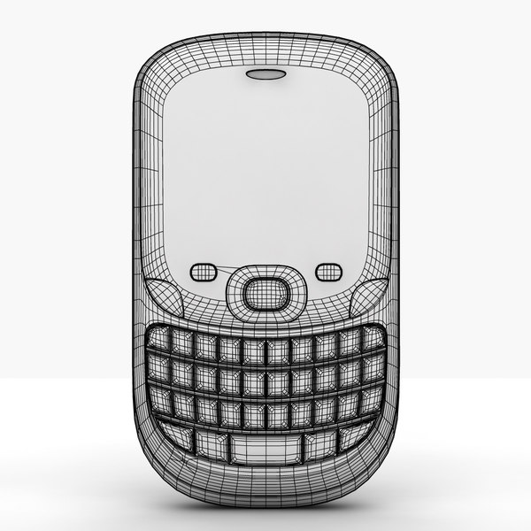 alcatel ot-355 cell phone 3d max - Call phone Alcatel OT-355... by CG ARTStudio