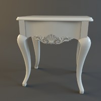 3d drawer table giorgiocasa model