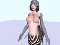 Human Zebra