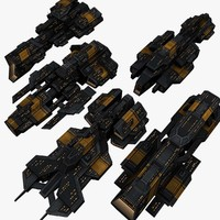max 5 space battleships