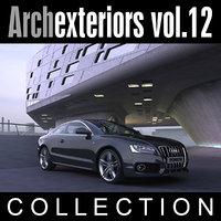3d archexteriors vol 12