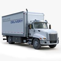 Truck box - Service Delivery 2012