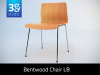 Bentwood Chair LB