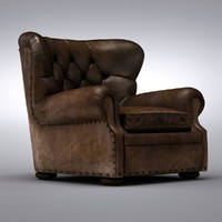 Restoration Hardware - Churchill Leather