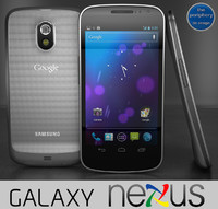 3d samsung galaxy nexus i515