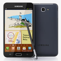 Samsung galaxy note GT-N7000 2012