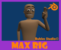 free blend mode rig blender simple