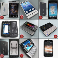 Sony Ericsson Phones Collection V1
