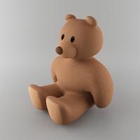 bear 3d 3ds