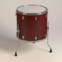 3ds floor tom