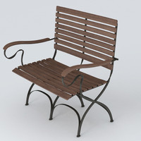 garden bench max