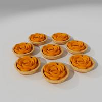 Peach Pastry Pie