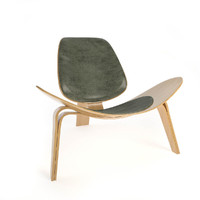 shell chair carl hansen 3d max