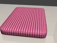 new mattress 3d model