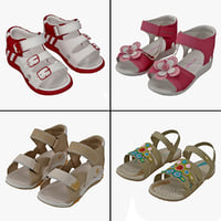 Children Sandals Collection