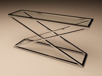 Eichholtz Table Console Criss Cross