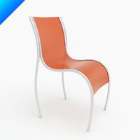 3dsmax fpe chair design ron arad