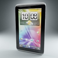 3d max htc flyer tablet