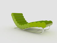 sun lounger 3d 3ds